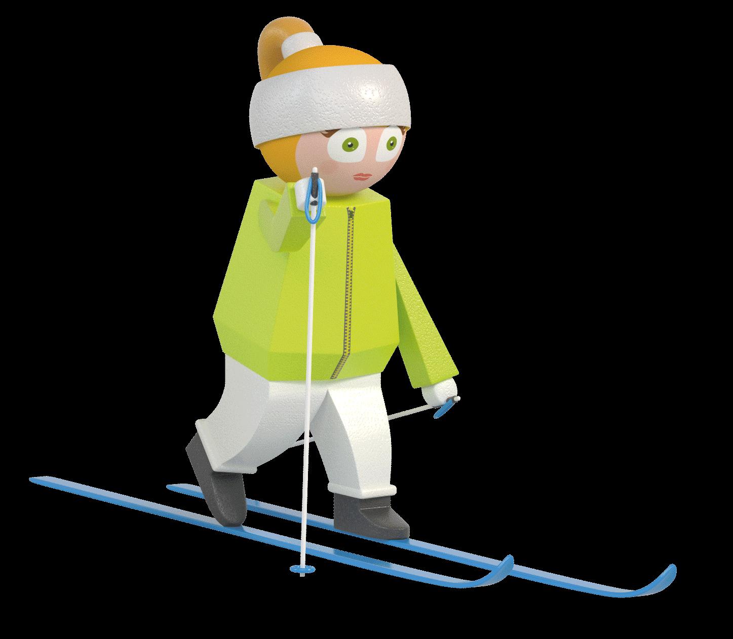 SkieurFond