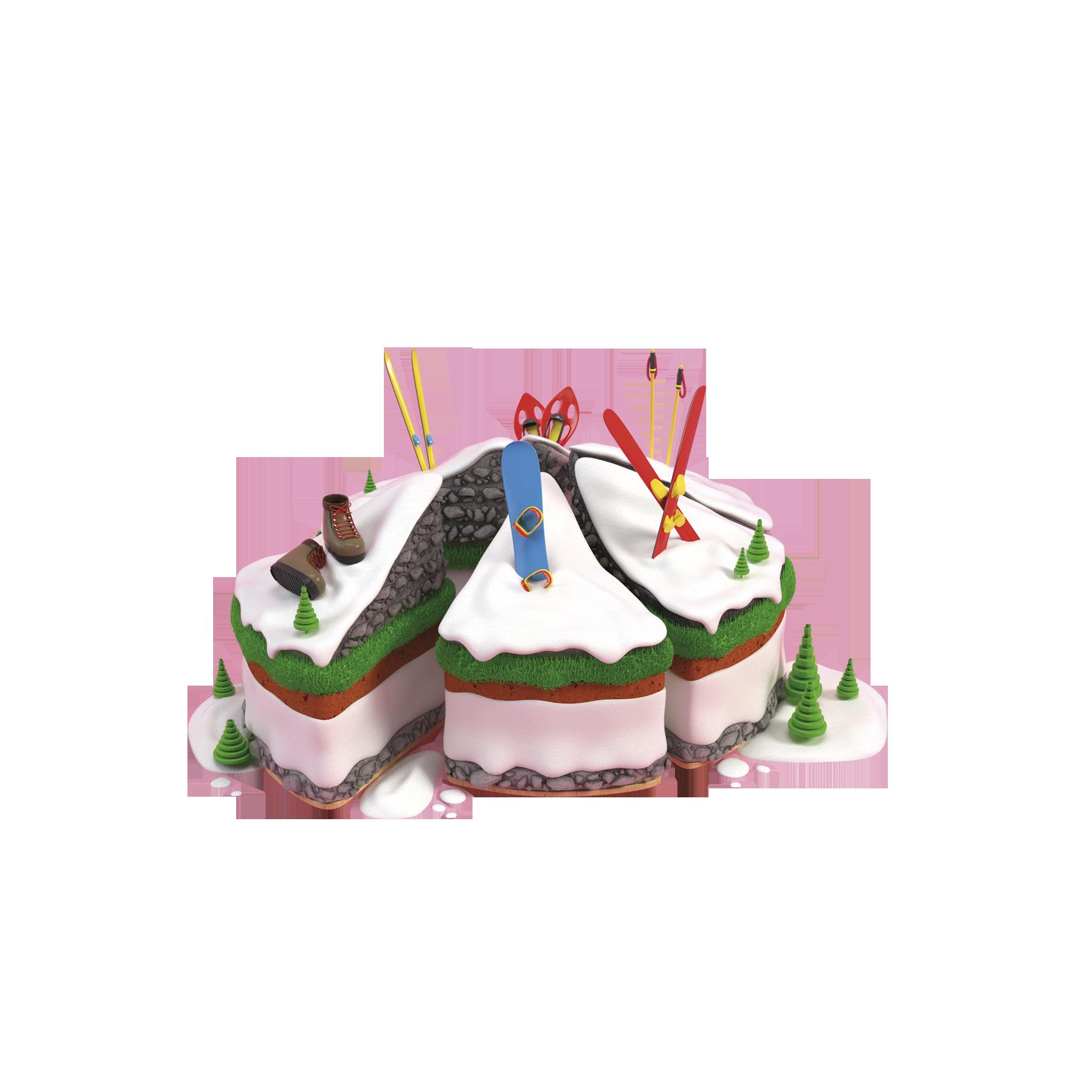 cake activites
